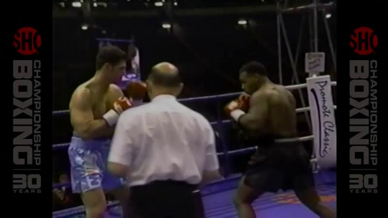 BE REAL Iron Monster Mike Tyson vs Lou Savarese 720 Comments Gendlin 52nd of 58 June 2000 Wrath of the Berserker