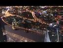 Башня Федерации Фотоугол и ночная Москва