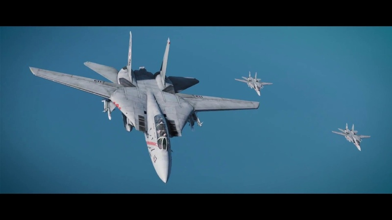 DCS F-14 by Heatblur Simulations Trailer only!