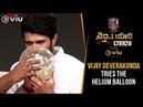 Vijay Devarakonda Tries The Helium Balloon No 1 Yaari With Rana Tharun Bhascker Viu India