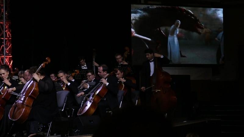 Саундтреки в исполнении симфонического оркестра - Игра престолов (19.09.2018)