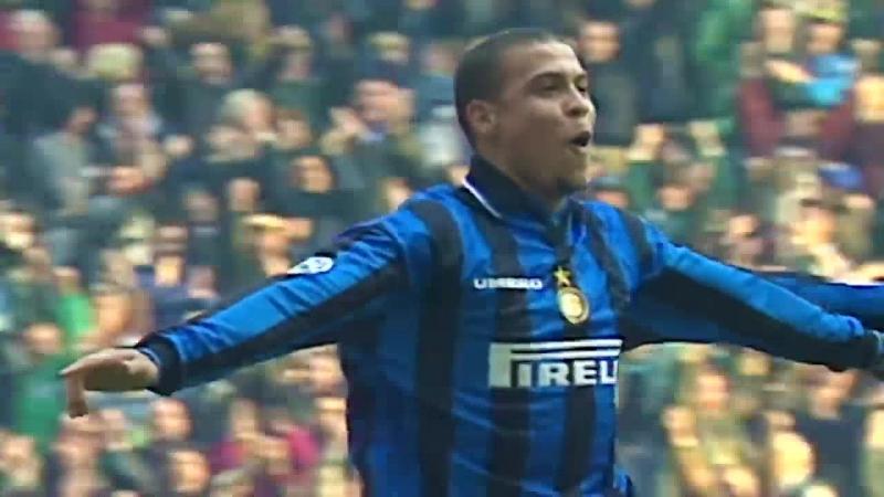 Топ-10 голов Роналдо в Серии А
