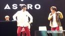 170305 ASTRO (아스트로) in Singapore - Eunwoo, Jinjin, Rocky EXID's Up Down (위아래) Cover