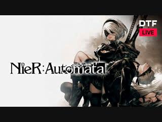 Nier: automata | владимир акиньшин
