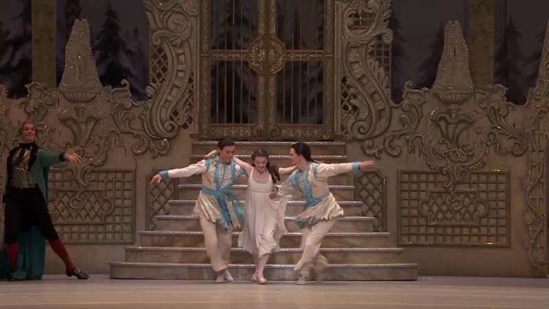 Щелкунчик - 2018 - (Китайский танец)-Royal Ballet
