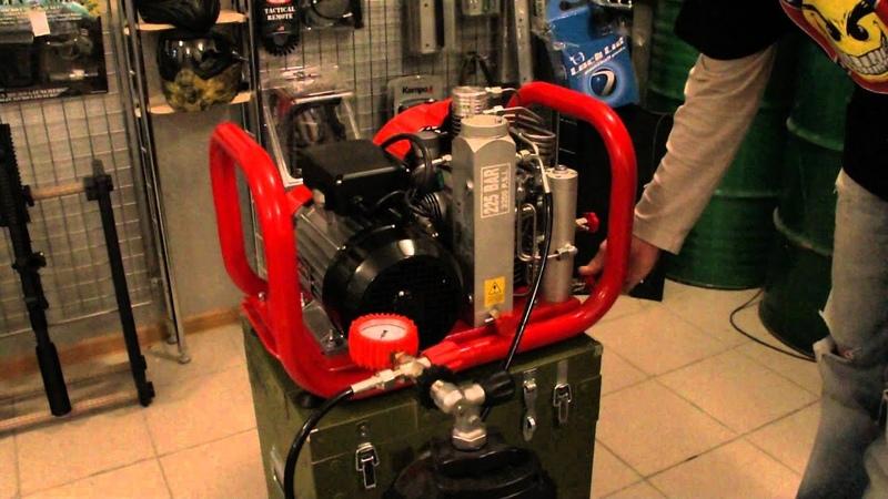 Компрессор высокого давления Nardi Atlantic E100