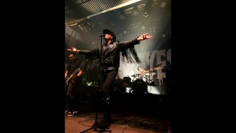 34) The 69 Eyes Tavastia Club, Helsinki, Finland 15.09.2018 @mward1030 Melissa ward