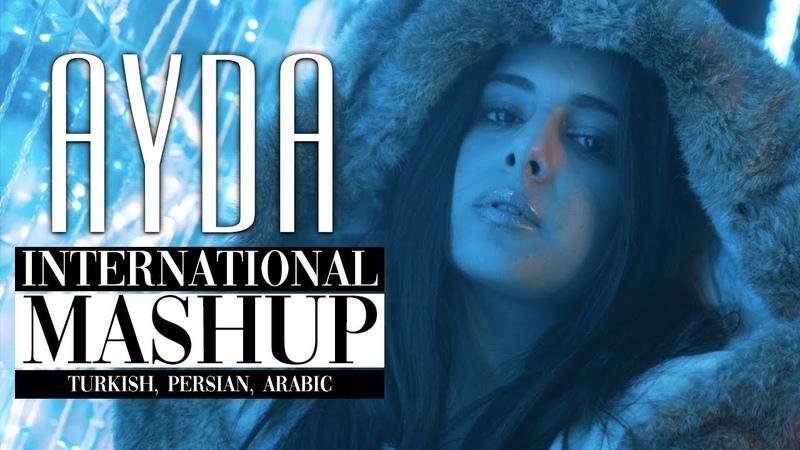 Ayda - INTERNATIONAL MASHUP 2019 [Neşet Ertaş, Halil Sezai, Sagopa Kajmer] (prod. by sermet agartan)