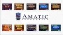 Топ 10 крупных выигрышей ★ Amatic ★ x 5000