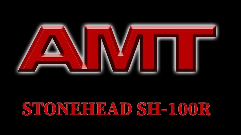 Sound demo of AMT SH-100R guitar amplifier. No talking!
