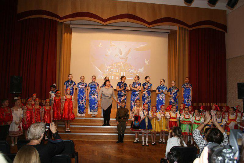 Фестиваль «Вместе в будущее» прошел в школе № 597 Ховрина