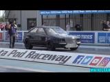 FRT Motorsport 1000HP Audi S2 at Santa Pod Raceway