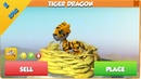 Do You have Tiger Dragon Upgrading Autumn Level 70 Dragon Mania Legends Part 1262 HD