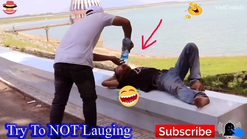 Must Watch New Funny 😂😂 Comedy Videos 2019Ep58 | Vietcomedy