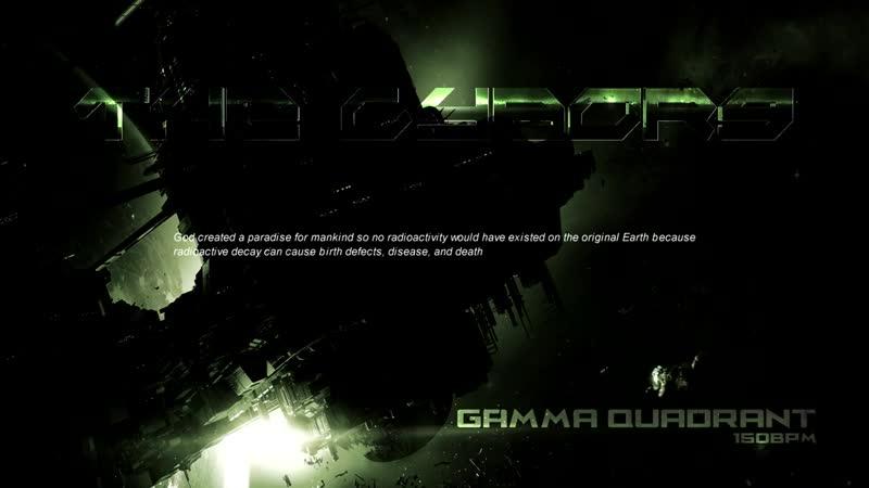 The Cyborg Gamma Quadrant 2018