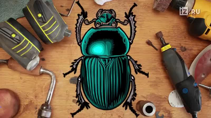 Часовые механизмы, жуки и кропотливая работа: художник из Китая превращает насекомых в необычные произведения искусства в стиле