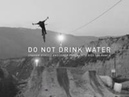 Do Not Drink Water - Graham Agassiz and Soren Farenholtz at the Kamloops Bike Ranch