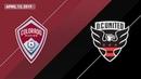 Colorado Rapids vs. D.C. United | HIGHLIGHTS - April 13, 2019