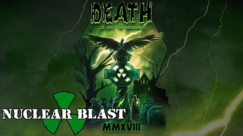 NUCLEAR BLAST - Death...Is Just The Beginning MMXVIII (OFFICIAL TRAILER)