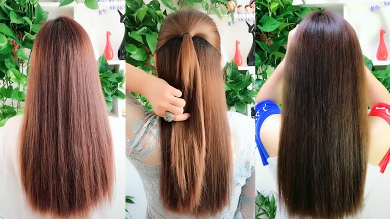 Easy Hair Style for Long Hair | TOP 22 Amazing Hairstyles Tutorials Compilation 2018 | Part 222