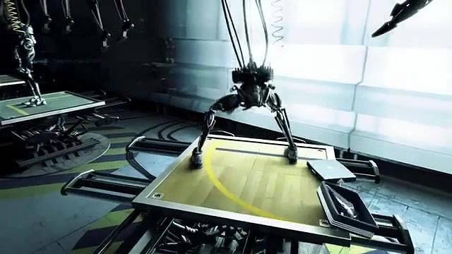 CG DP Adidas - Mechanical Legs