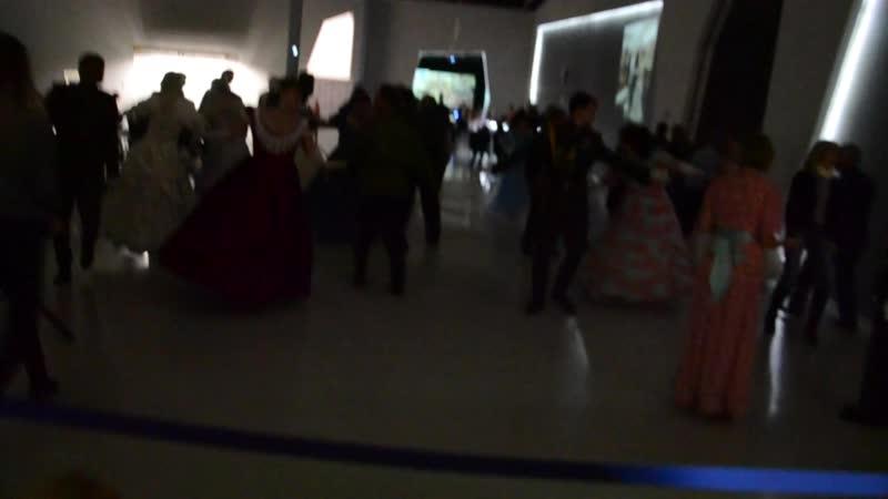 Осенний бал Юбилей 10 лет театру песни и танца Белая столица