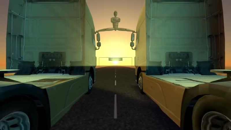 SLs Epic Split Truck Simulator - Teaser trailer