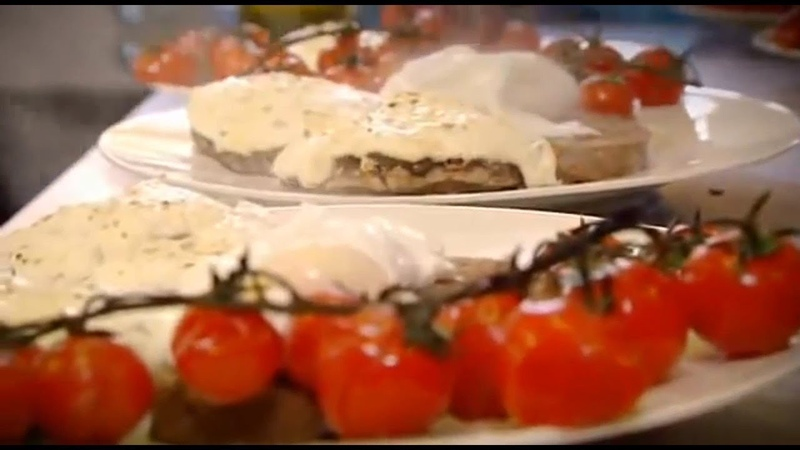 Настоящий английский завтрак мастер класс от Гордона Рамзи
