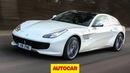 Ferrari GTC4 Lusso T review Living with 602bhp V8 everyday supercar Autocar