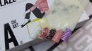 Мастер-класс по дизайну. Цветы гель-пастой CNI GLAZE UP