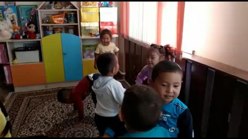 Эльдар 4 жас садик