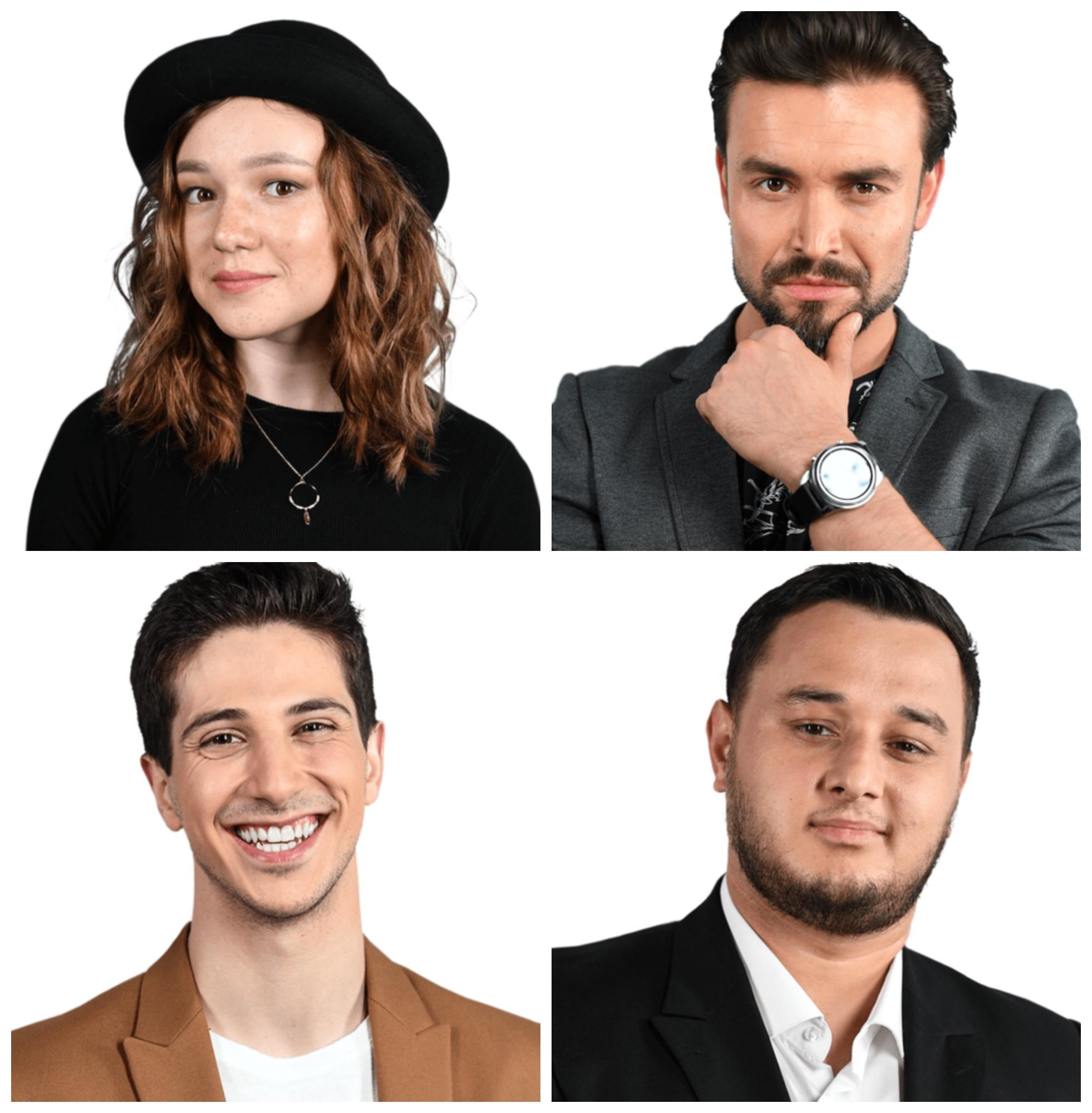 Голос 7 перезагрузка финалисты Рушана Валиева, Амирхан Умаев, Пётр Захаров, Шаэн Оганесян
