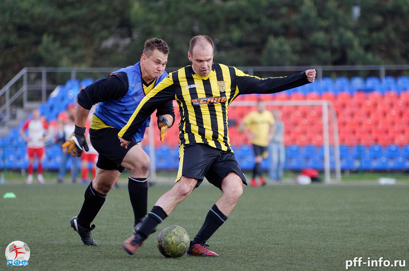 Первая лига ТДК. Обзор 5 тура
