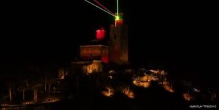 Sound and Light - Tsarevets (fortress) Bulgaria (from Vladislav Terziiski Photography) · #coub, #коуб