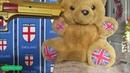 Английский Мишка выходит из Евросоюза он за Брексит