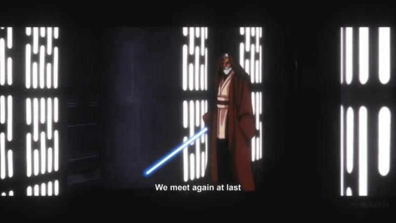 Звездные войны: Новая надежда, аниме-трейлер