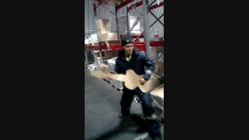 Лизунио-гитарист виртуоз