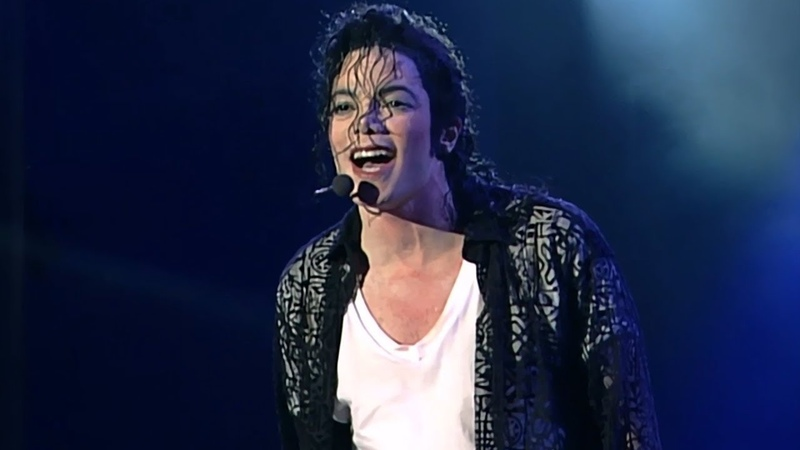 Michael Jackson - You Are Not Alone (HIStory Tour In Munich) (Remastered)