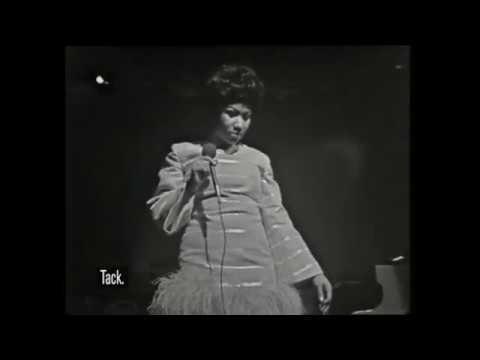 Lady Soul Aretha Franklin Stockholm Sweden Live 1968 Full Concert