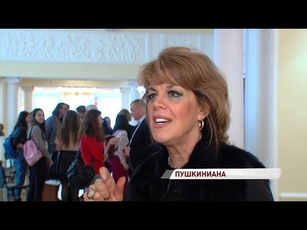 В Волковском театре покажут спектакль по Пушкину с Любовью Казарновской в главной роли