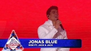 Jonas Blue - 'Rise' FT. Jack And Jack (Live at Capital's Jingle Bell Ball 2018)