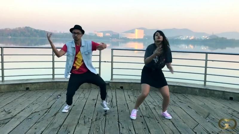 Shape Of You Acoustic Version @Gaurav @Chandni EdSheeran Dance Choreogr