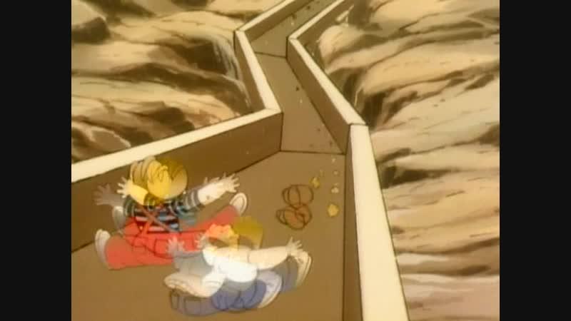 Деннис-мучитель сезон 1 серия 32 Dennis the Menace (Франция США Япония Канада 1986) Детям от 5 до