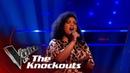Шоу Голос Великобритания 2019 Николь Деннис с песней Из за тебя The Voice UK 2019 Nicole Dennis 'Because Of You оригинал Kelly Clarkson