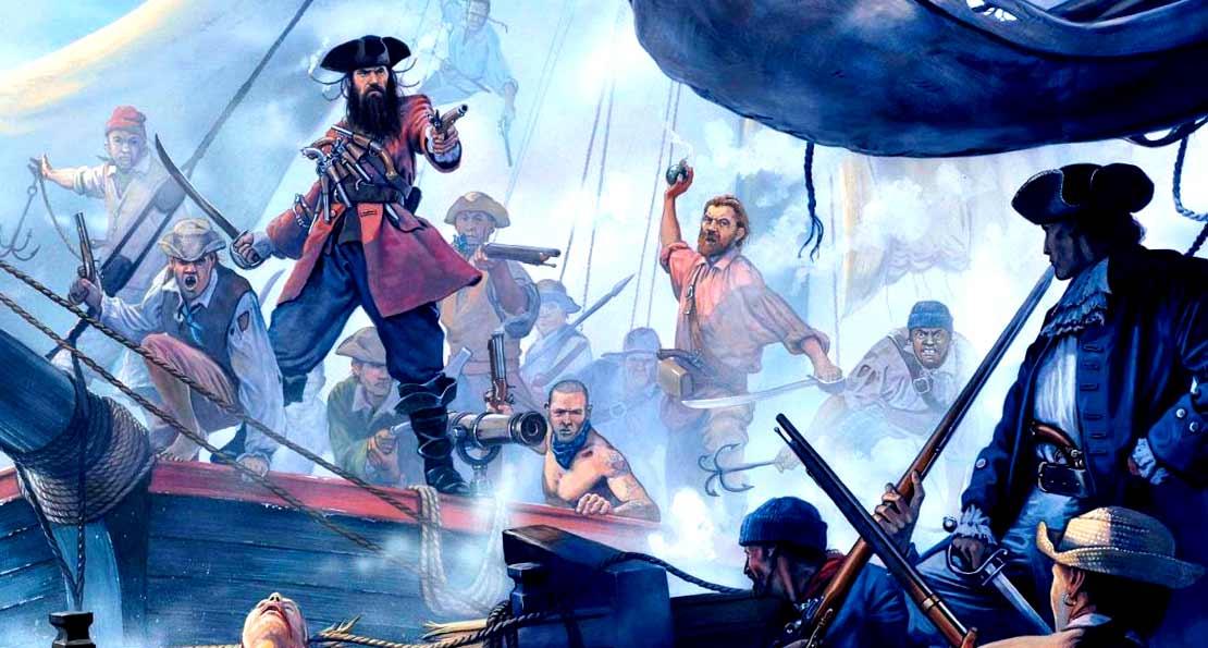 Пираты в атаке