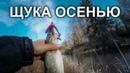 Как поймать щуку поздней осенью Питерцов Подмосковье Малая река