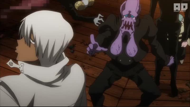 [OVA] Фронт кровавой блокады 2 | Kekkai Sensen Beyond OVA | русская озвучка DEMIKS Belo4ka [Amazing Dubbing]