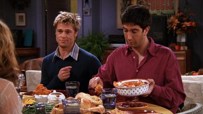 Friends - The I Hate Rachel Green Club [ Brad Pitt ]