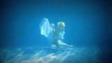 КРАСИВО!!! Русалина Селентай под водой