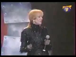 Людмила Гурченко - Московские окна. Песня-99
